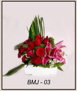 Bunga Rangkaian Spesial Valentine